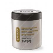Echosline Classic BAMBOO Maschera midollo di bambù capelli secchi e trattati • 1000 ml