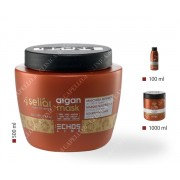 Echosline Seliar ARGAN MASK Maschera nutriente all'olio di argan 100 ml • 500 ml • 1000 ml