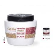 Echosline Seliar KERATIN MASK Maschera post-trattamento capelli colorati e trattati chimicamente • 500 ml • 1000 ml